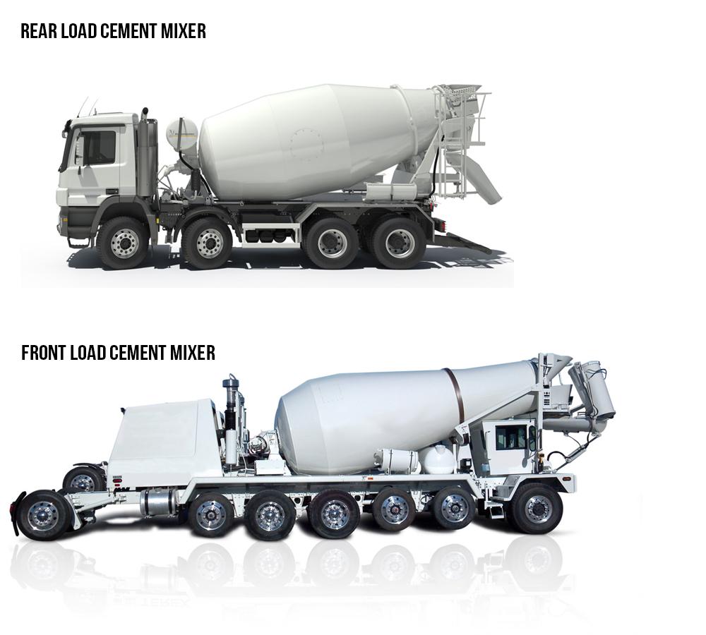 Cement Mixer Eagle Hydraulic