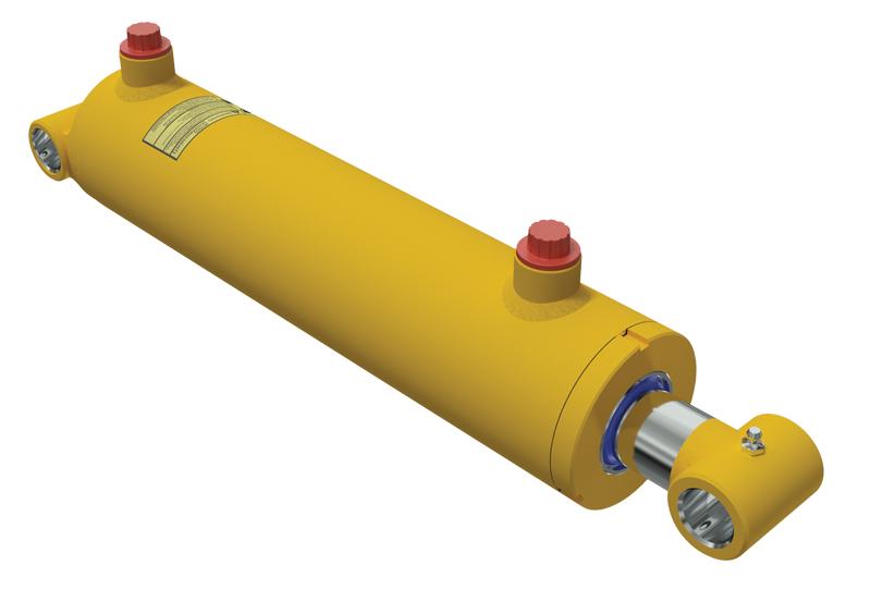 HBU - Welded Cylinder | Eagle Hydraulic